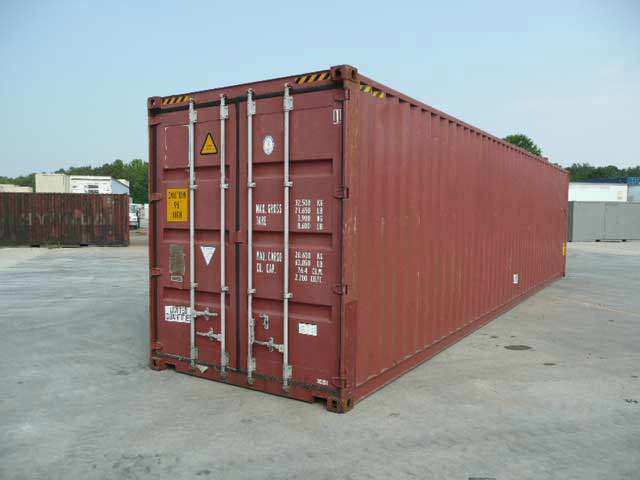 used shipping container for sale de